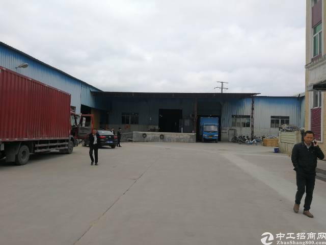 光明区带卸货平台5500平方仓库出租