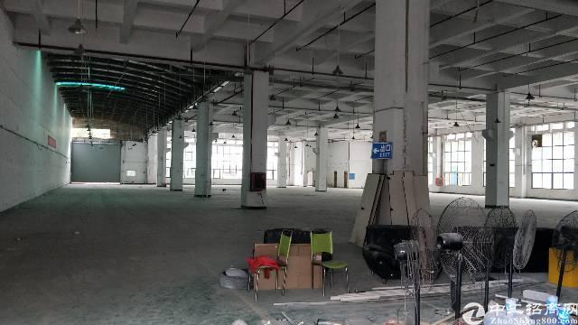 龙华大浪11000平厂房一楼7米高