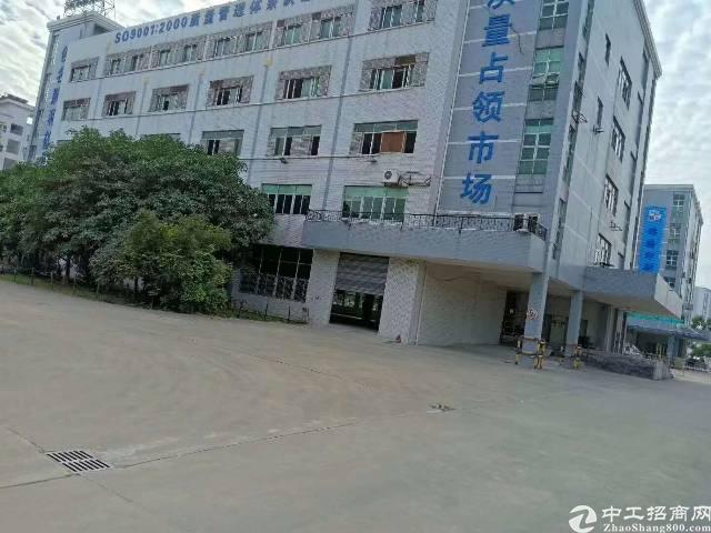 (出租)平湖原房东厂房分租二楼1100平一层出租