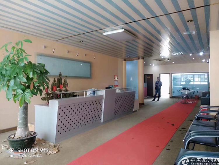 龙华汽车站附近新出整层1800平精装无尘车间,无转让费,看房