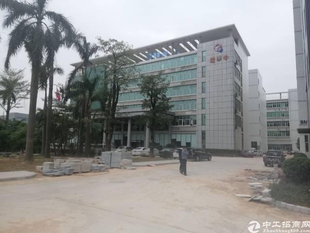 宝龙大型工业区新出厂房1050平方厂房出租