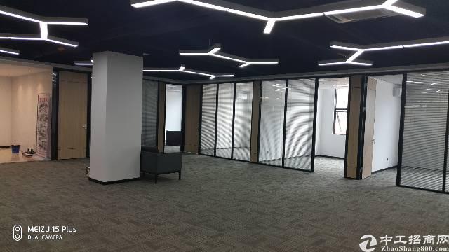 南山西丽地铁口写字楼35元100平米起租