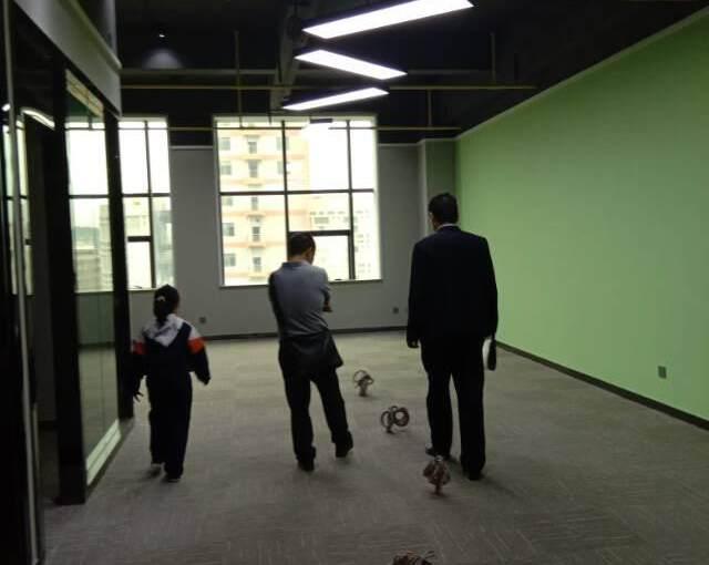 平湖华南城旁10万平米精装写字楼出租100平米起图片7