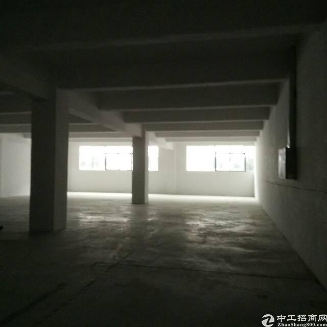 横岗地铁附近楼上带装修320平厂房出租