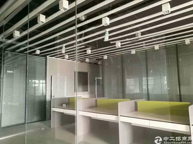 平湖华南城工业区二楼1200平米带装修急租-图2