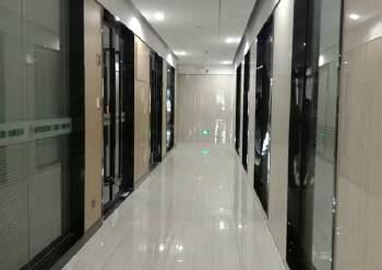 平湖华南城旁10万平米精装写字楼出租100平米起图片6