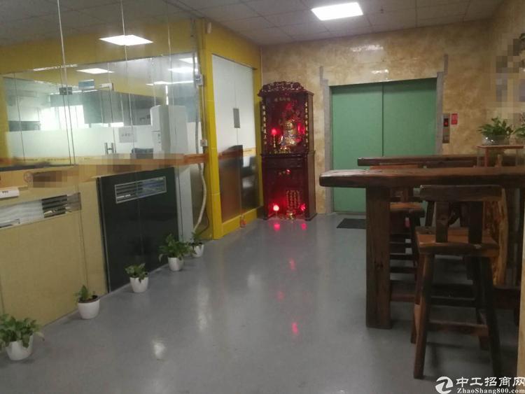 龙华大浪中心区精装修厂房楼上1200平