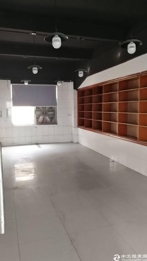 布吉丹竹头地铁口整层618平方精装修厂房出租!