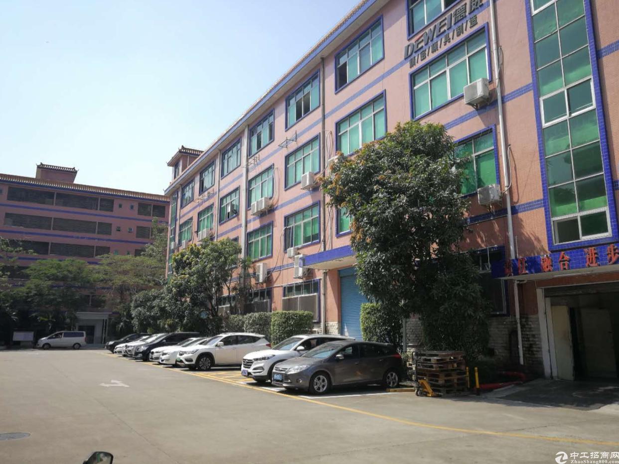 福永和平占地76000平米厂房出售
