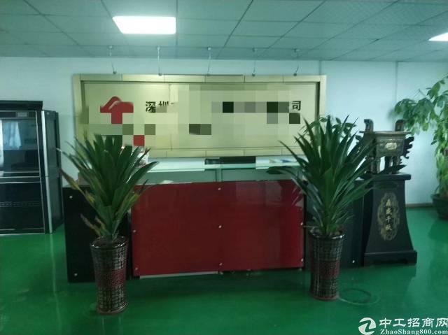 福永原房东红本带无尘车间装修1800平方