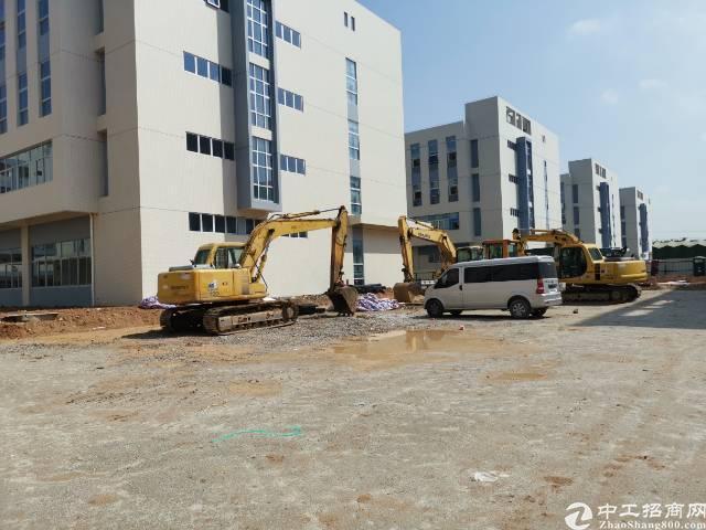 临深地区全新红本独栋厂房1-4层8000平米每栋可分租