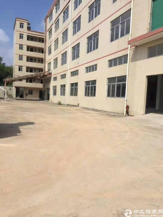 惠州市区附近带国土证独门独院厂房招租