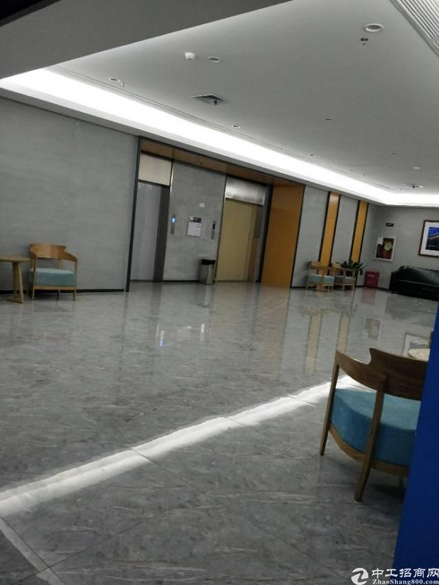 沙井地铁口甲级写字楼