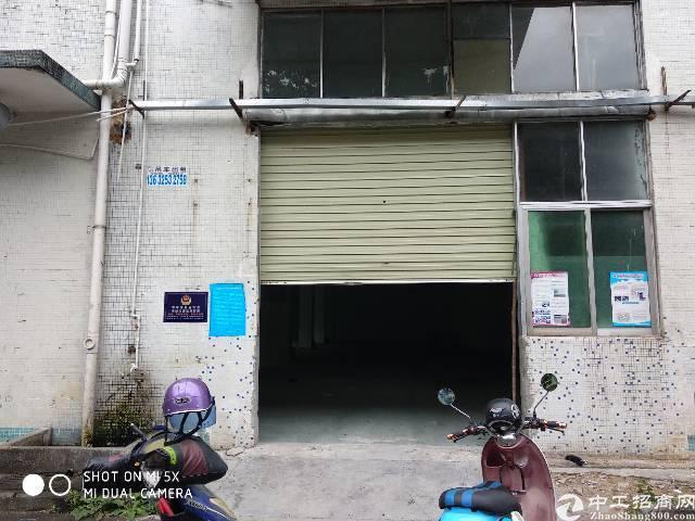 福永白石厦龙王庙厂房700平出租