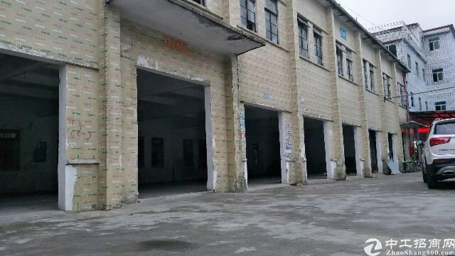 平湖辅城坳工业去一楼厂房出租800平米