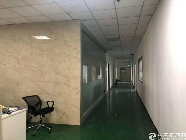 福永沿江高速出口新出无尘1250平免转