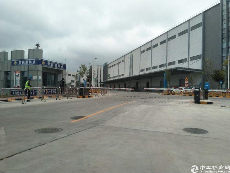 凤岗高速出入口边物流仓储中心出租21000平方米