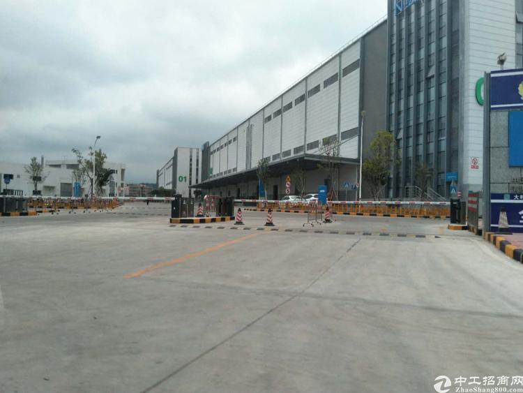 凤岗高速出入口边物流仓储中心出租21000平方米-图2