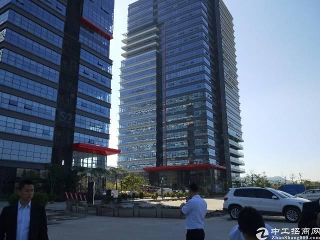 龙岗中心城天安数码城甲级写字楼128平出租