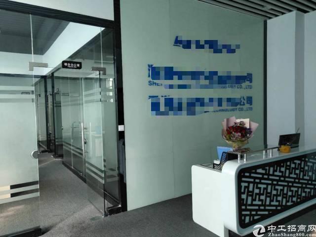 观澜章阁新出楼上800平全新精装修厂房