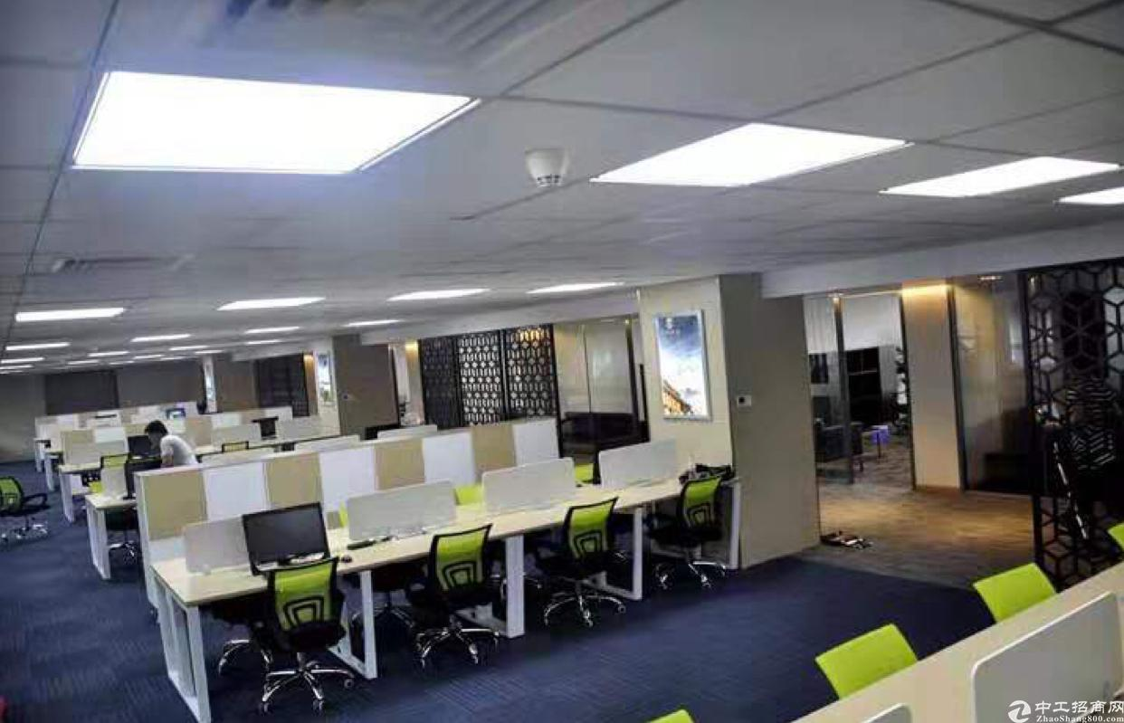 精装修写字楼200平靠近商务中心
