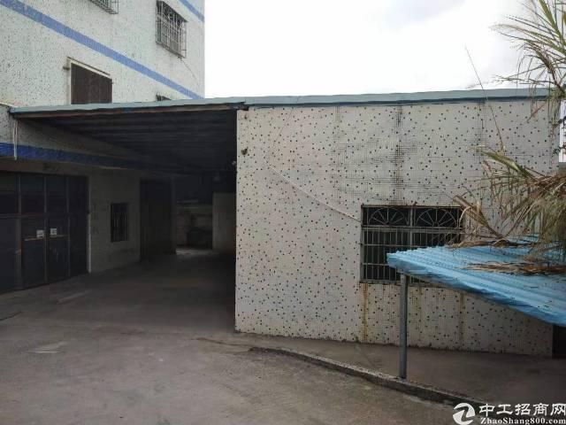 河南岸2000平方独院厂房出租