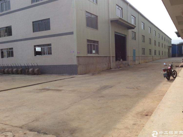 惠阳沙田滴水9米钢构8600平方出租带装修