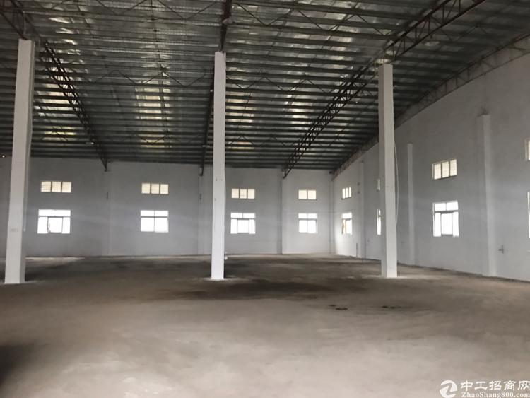 大岭山建筑15000单一层厂房面积