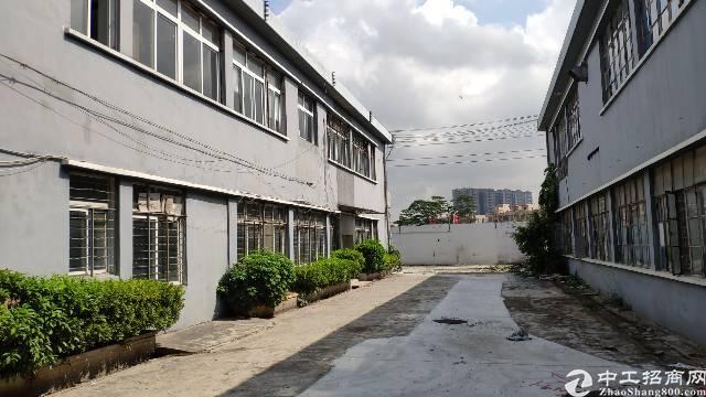 107国道旁独院1680平米整栋厂房招租