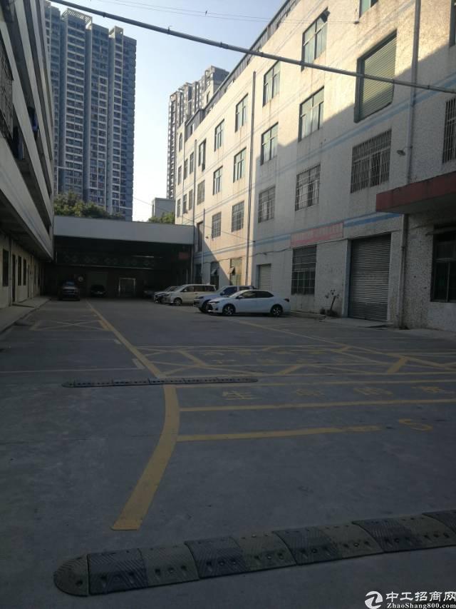 平湖广场旁标准厂房800出租