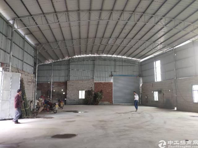 惠东白花独院钢构厂房600平,8米高