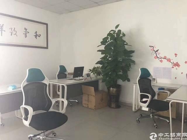 龙岗新出写字楼办公室500平出租
