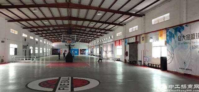 横岗沙河路附近现成篮球馆出租