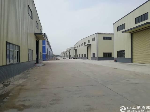 惠州市石湾镇独院钢构厂35000平方滴水9米高可做厂房仓库用