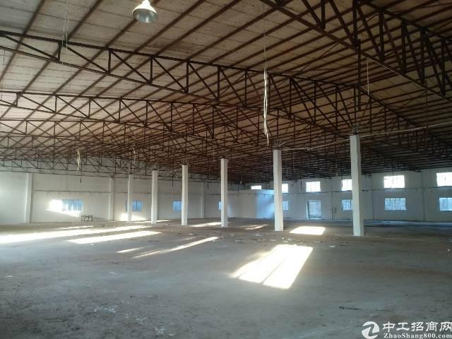 龙岗区坪地六联滴水6米钢构厂房1200平带隔热空地大
