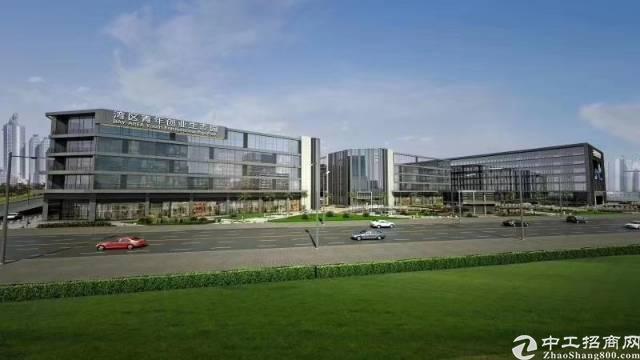 龙华清湖地铁口附近新出红本厂房35000平方出租