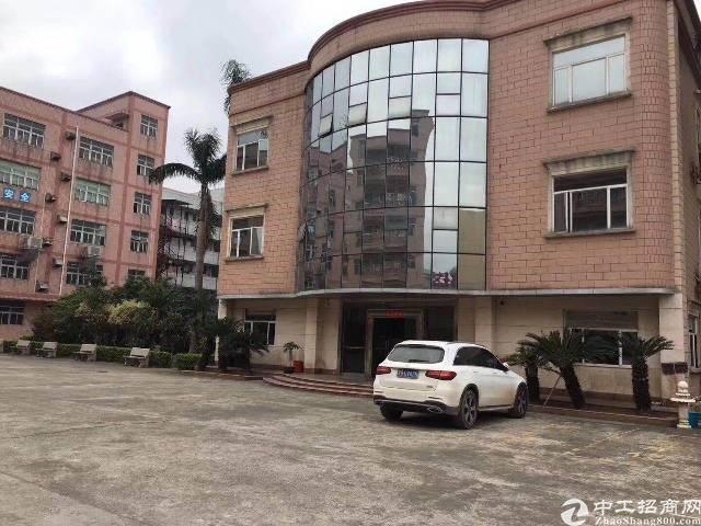 横岗大康社区原房东厂房二楼一千平方出租