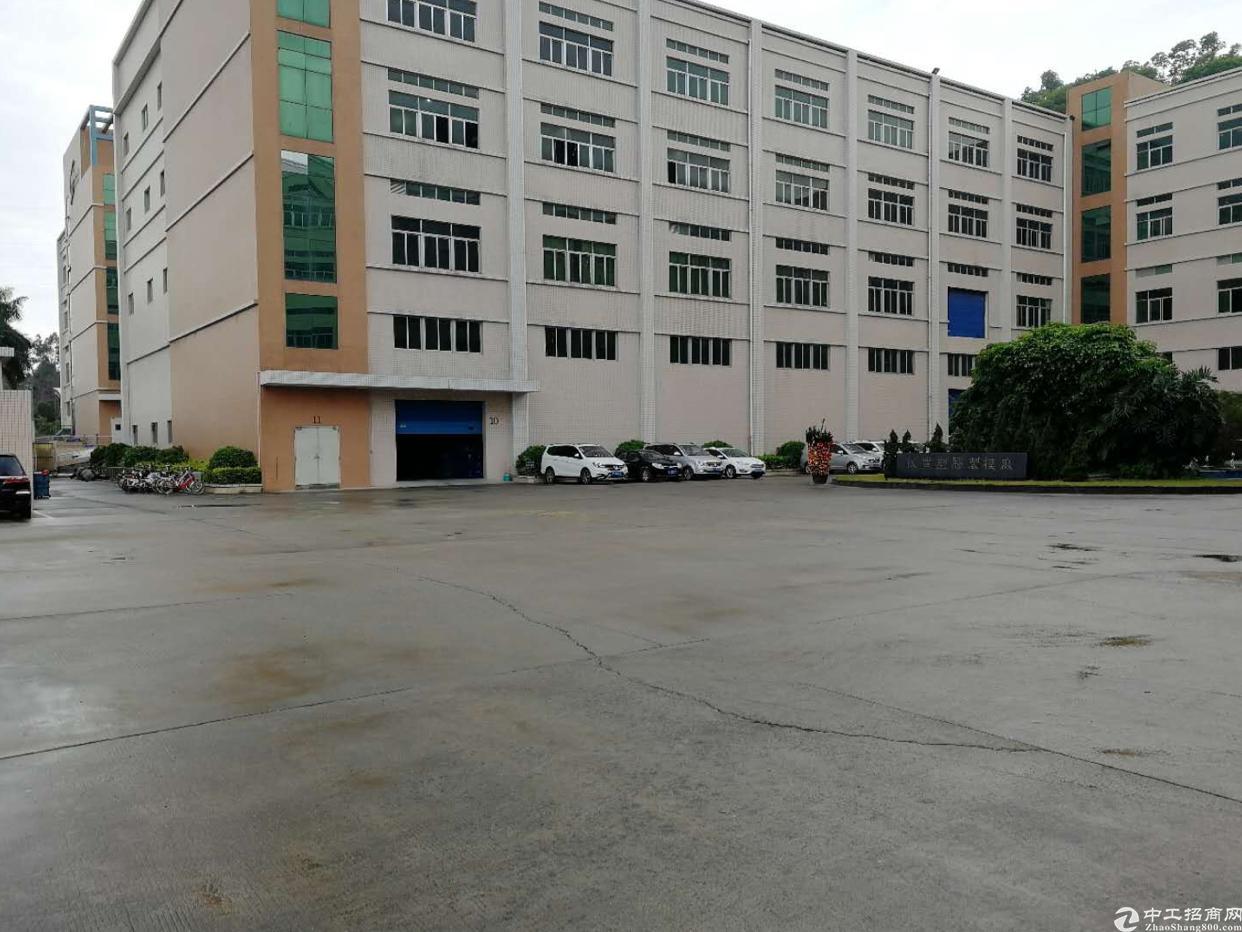 凤岗镇二楼3550平方米精装修厂房、仓库出租