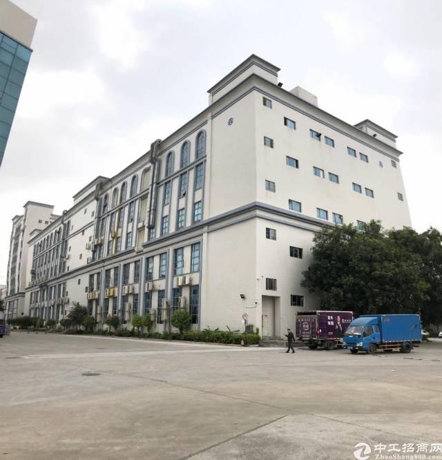 公明南光高速出口根玉路边上新出大型工业园原房东厂房