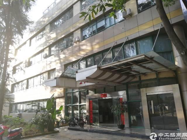 宝安福永桥头楼上整层带装修办公室800平方出租