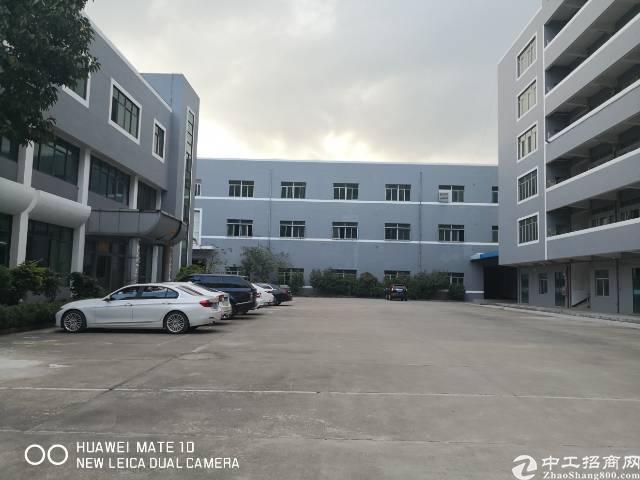 独院标准厂房12000平米可办环评可分租厂房