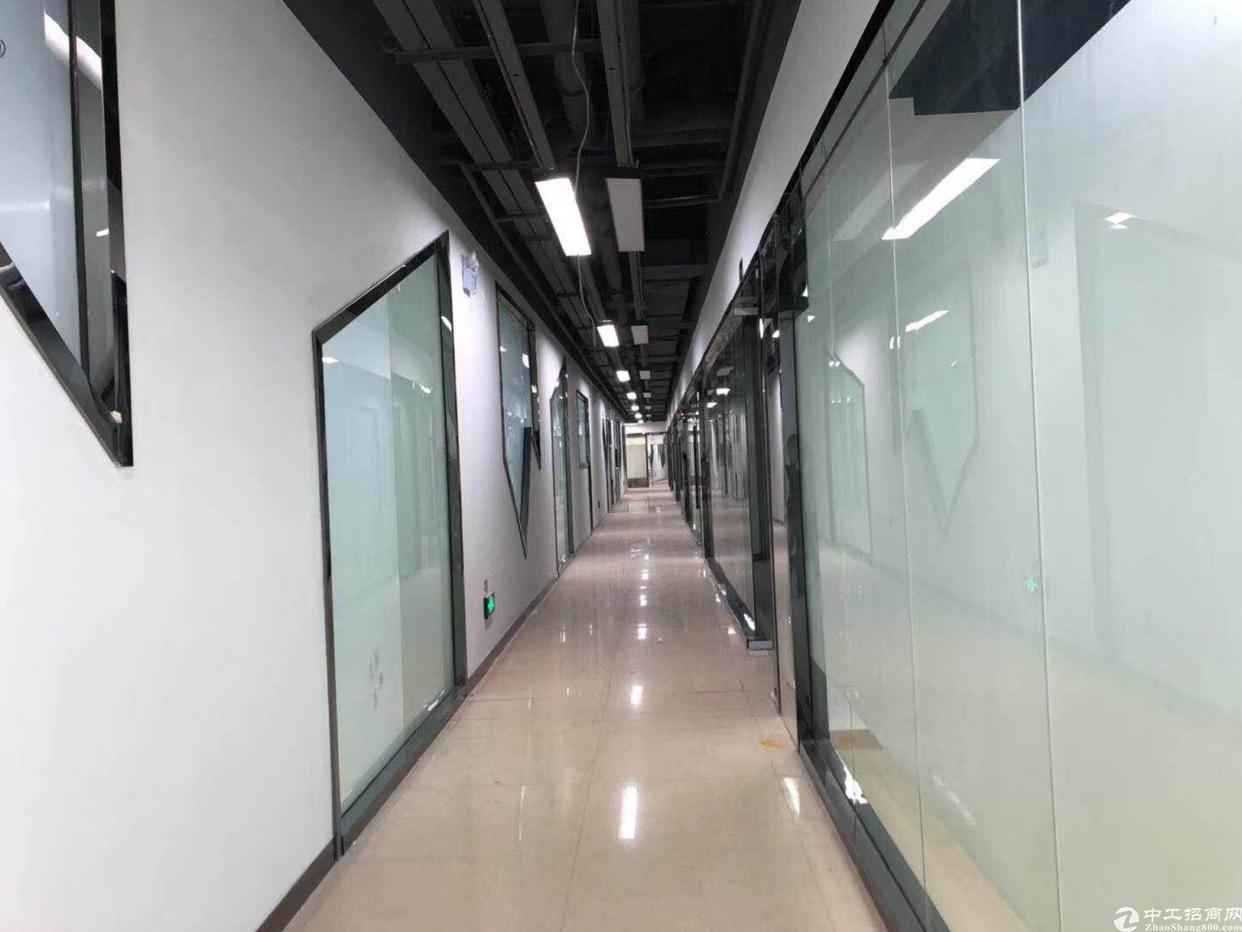 福永鹏盈精装修写字楼200平方米