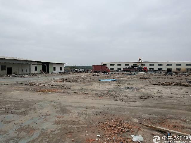 博罗50年产权厂房地皮17333平米出售