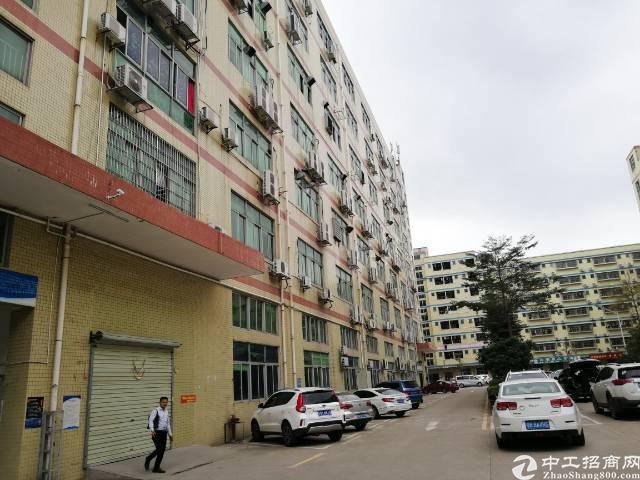 宝安福永塘尾一楼600平方带阁楼办公室