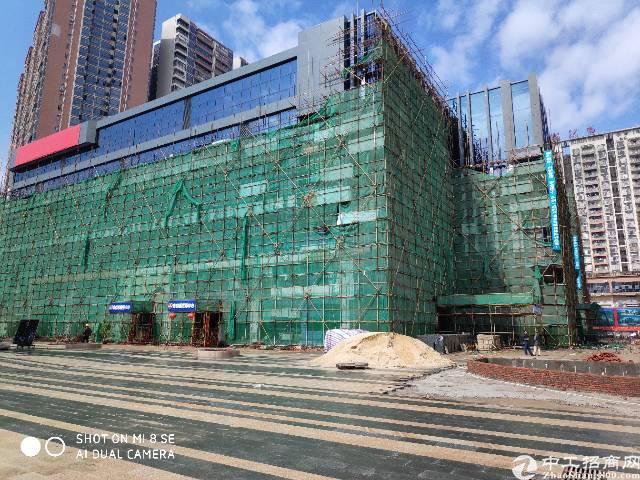 龙华清湖地铁口红本甲级写字楼