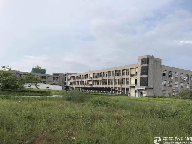 成熟工业区2.5万平方独门独院标准厂房招商-图2