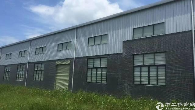 惠城区新出钢构厂房低价出租6000平方