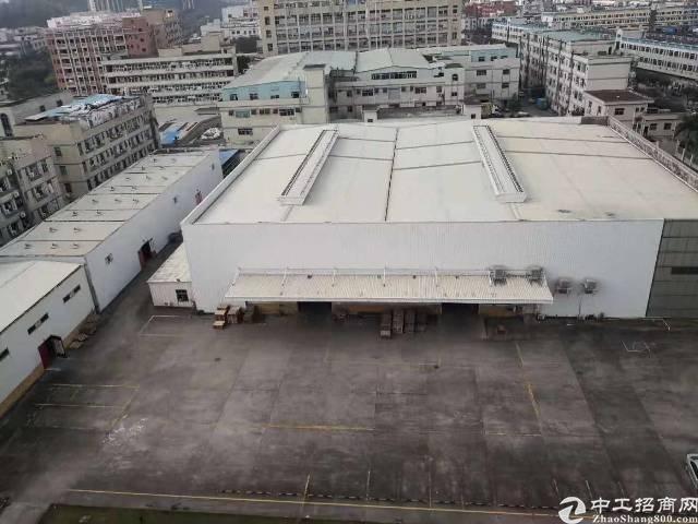 宝安福永和平大型物流园70000平方出租