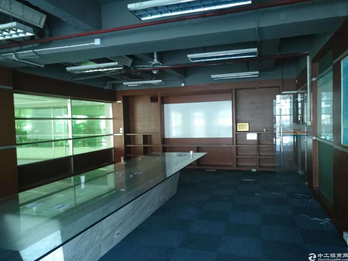 塘尾新出楼上1600平方带办公室精装修厂房出租