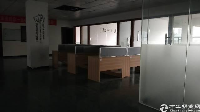 观澜大型工业园区厂房出租带装修600平